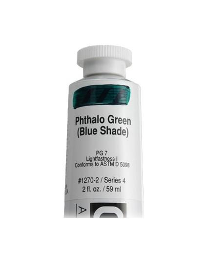 Golden Heavy Body Acrylic - Phthalo Green (Blue Shade) #1270