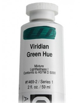 Viridian Green Hue - Golden Heavy Body Acrylic