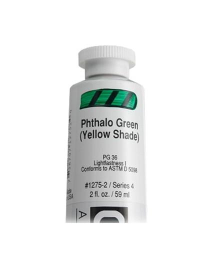 Golden Heavy Body Acrylic - Phthalo Green (Yellow Shade) #1275