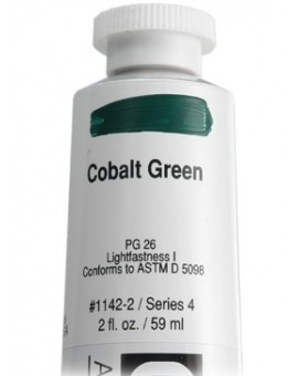 Golden Heavy Body Acrylic - Cobalt Green #1142