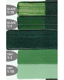 Golden Heavy Body Acrylic - Hookers Green Hue #1454