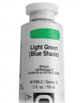 Golden Heavy Body Acrylic - Light Green (Blue Shade) #1558