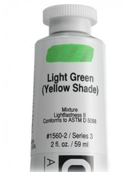 Golden Heavy Body Acrylic - Light Green (Yellow Shade) #1560