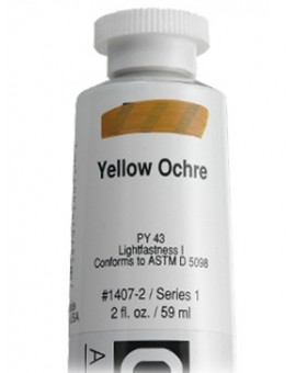 Yellow Ochre - Golden Heavy Body Acrylic
