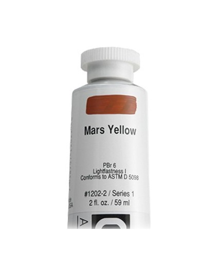 Golden Heavy Body Acrylic - Mars Yellow #1202