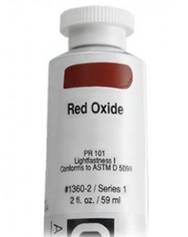 Red Oxide - Golden Heavy Body Acrylic