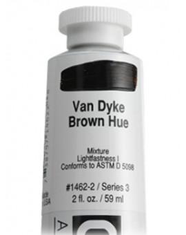 VanDyke Brown Hue - Golden Heavy Body Acrylic