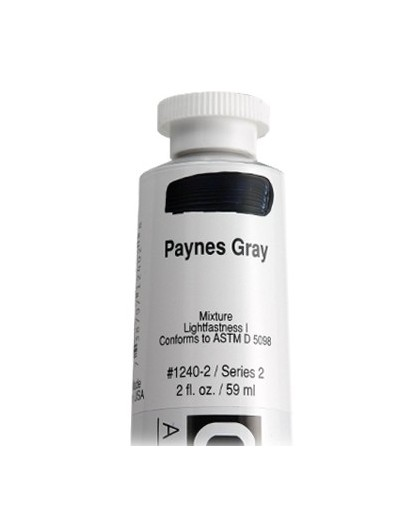 Golden Heavy Body Acrylic -Paynes Gray #1240