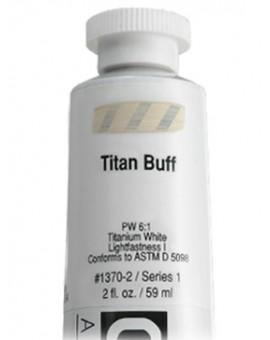 Titan Buff - Golden Heavy Body Acrylic