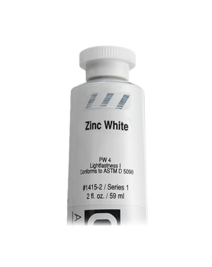 Golden Heavy Body Acrylic - Zinc White #1415