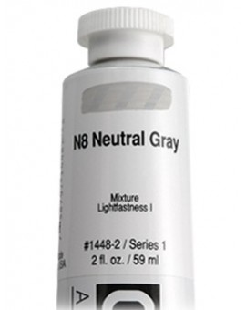 N8 Neutral Gray - Golden Heavy Body Acrylic