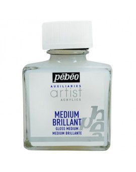 Pebeo Acrylic Medium brillant - flacon 75ml