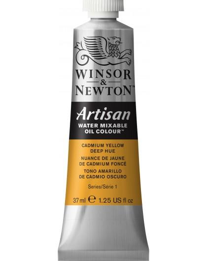W&N Artisan Oil Colour - Cadmium Yellow Deep Hue tube 37ml