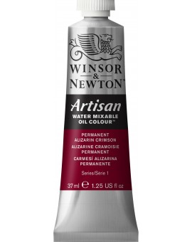 W&N Artisan Oil Colour - Permanent Alizarin Crimson (468)