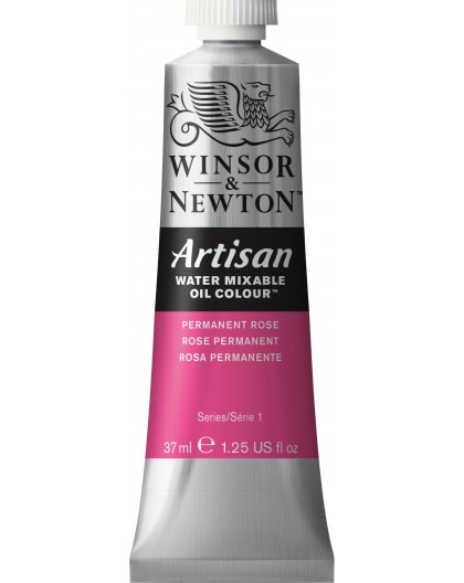 W&N Artisan Oil Colour - Permanent Rose tube 37ml