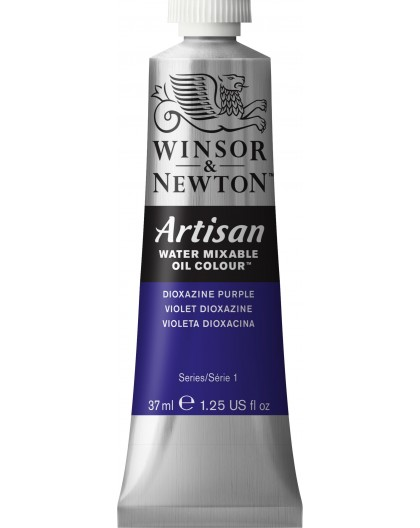 W&N Artisan Oil Colour - Dioxazine Purple tube 37ml