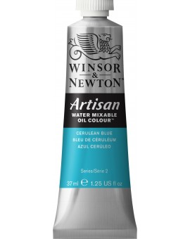 W&N Artisan Oil Colour - Cerulean Blue (137)