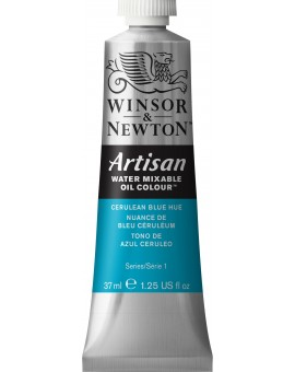 W&N Artisan Oil Colour - Cerulean Blue Hue (138)