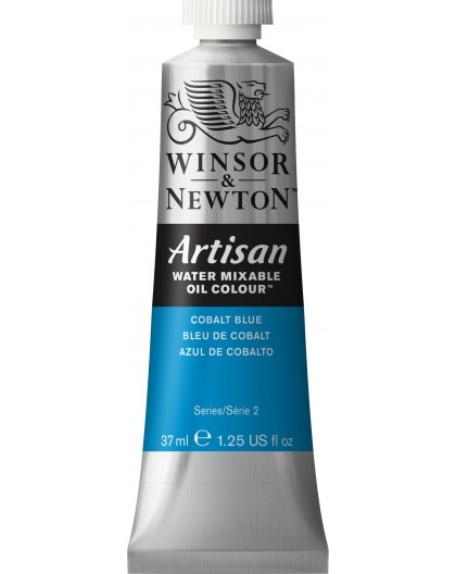 W&N Artisan Oil Colour - Coalt Blue tube 37ml
