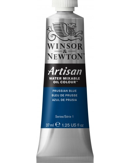 W&N Artisan Oil Colour - Prussian Blue tube 37ml