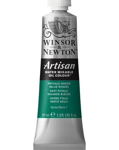 W&N Artisan Oil Colour - Phtalo Green (Blue Shade) tube 37ml