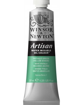 W&N Artisan Oil Colour - Phtalo Green (Yellow Shade) (521)