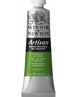 W&N Artisan Oil Colour - Permanent Sap Green (503)