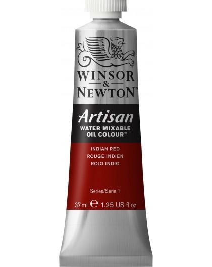 W&N Artisan Oil Colour - Indian Red tube 37ml