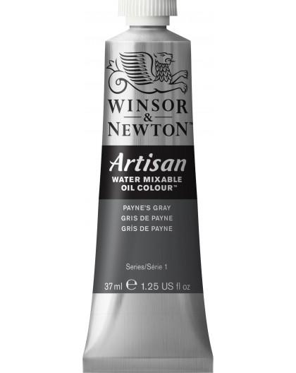 W&N Artisan Oil Colour - Paynes Gray tube 37ml
