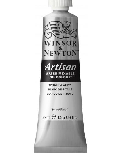 W&N Artisan Oil Colour - Titanium White tube 37ml
