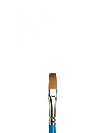 Cotman recht penseel met korte steel (S666) 6mm