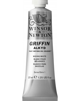 W&N Griffin Alkyd Colours - Mixing White (415)