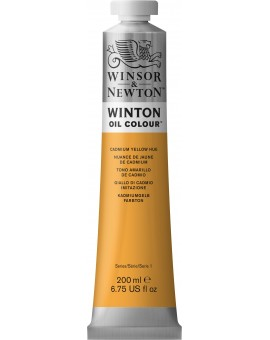 W&N Winton Oil Colour - Cadmium Yellow Hue (109)