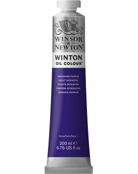 W&N Winton Oil Colour - Dioxazine Purple (229)