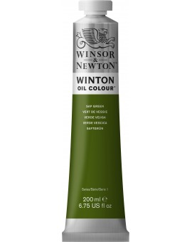 W&N Winton Oil Colour - Sap Green (599)