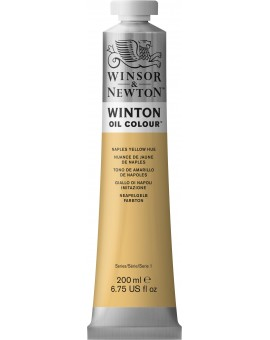 W&N Winton Oil Colour - Naples Yellow Hue (422)