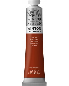 W&N Winton Oil Colour - Light Red (362)