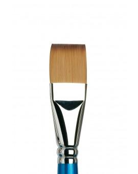 Cotman recht penseel met korte steel (S666) 25mm