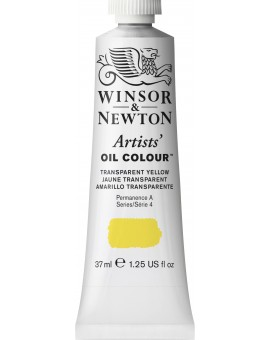 W&N Artists' Oil Colour - Transparent Yellow (653)