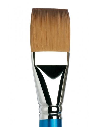 Cotman recht penseel met korte steel (S666) 38mm