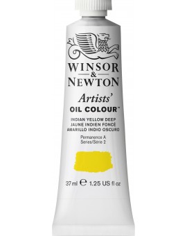 W&N Artists' Oil Colour - Indian Yellow Deep (320)