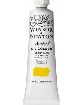 W&N Artists' Oil Colour - Indian Yellow (319)