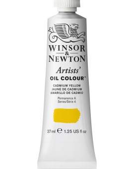 W&N Artists' Oil Colour - Cadmium Yellow (108)