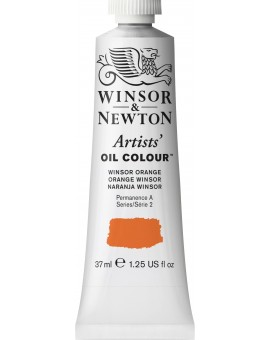 W&N Artists' Oil Colour - Winsor Orange (724)