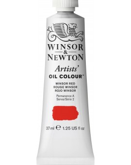 W&N Artists' Oil Colour - Winsor Red (726)
