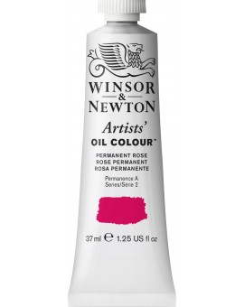 W&N Artists' Oil Colour - Permanent Rose (502)