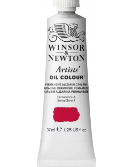 W&N Artists' Oil Colour - Permanent Alizarin Crimson (468)