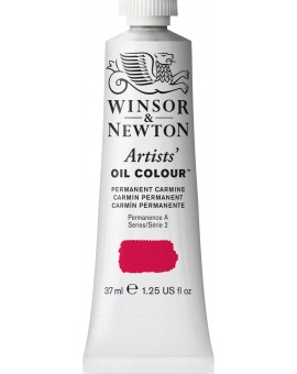 W&N Artists' Oil Colour - Permanent Carmine (479)