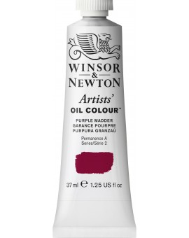 W&N Artists' Oil Colour - Purple Madder (543)