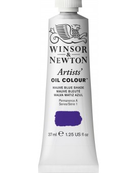 W&N Artists' Oil Colour - Mauve Blue Shade (400)